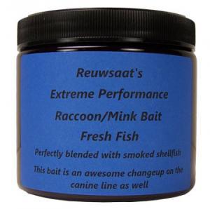 Reuwsaat - Fresh Fish Raccoon & Mink Bait