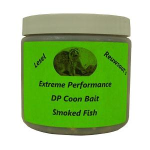 Reuwsaat - DP Coon Bait - Smoked Fish - Half Gallon