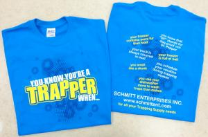 Shirt - You Know You're A Trapper
