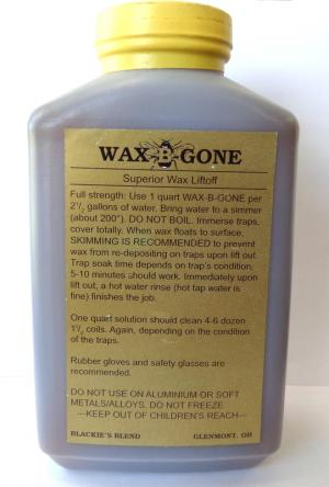 Wax-B-Gone (Blackie's) Superior Wax Lift-Off