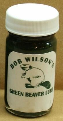 Wilson's - Green Beaver Lure (1 oz)