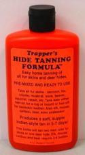 Trapper's Hide Tanning Formula 8 oz