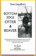 Smythe - Bottom Edge Otter And Beaver - Book by Ken Smythe