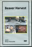 DVD - Beaver Harvest - by Brian Poncelet