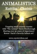 Freeborough - Animalistics - Rattlin' Chains - by Darin Freeborough