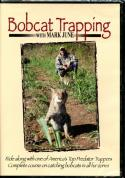 June - Bobcat Trapping - DVD by Mark June