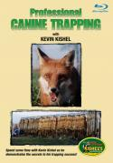 Kishel - Professional Canine Trapping - Blu Ray Disc
