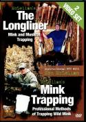 McLellan - The Longliner (Mink & Muskrat Trapping) Plus Mink Trapping (dvd)