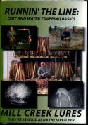 Mill Creek - Runnin' The Line: Dirt & Water Trapping Basics (dvd)