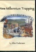Pedersen - New Millennium Trapping - by Slim Pedersen (dvd)