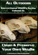 Probst - Clean & Preserve Your Own Skulls - by Alan Probst