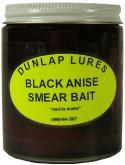 Dunlap - Smear Bait - Black Anise - 6 oz